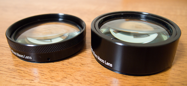 67mm Macro Wet Lens for Underwater Photography
