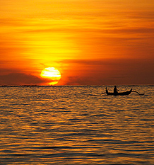 Sunset Indonesia