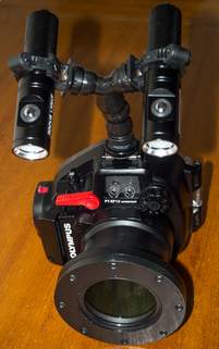 Twin Focus Light Mount